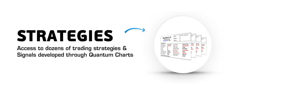 Quantum trading strategies